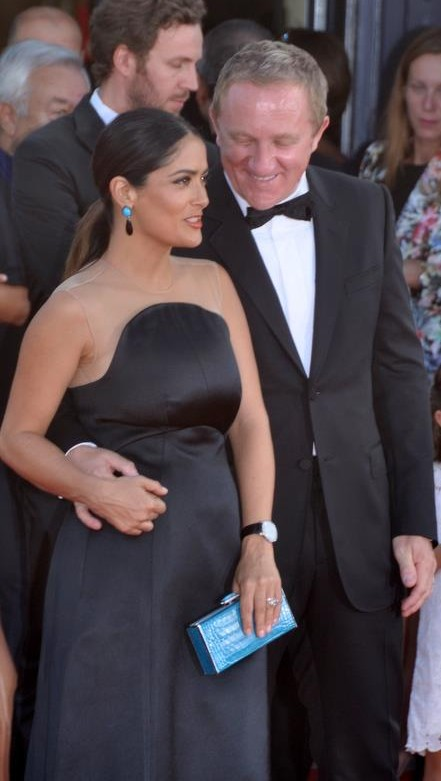 Salma Hayek And Fran 231 Ois Henri Pinault The Love Story Of
