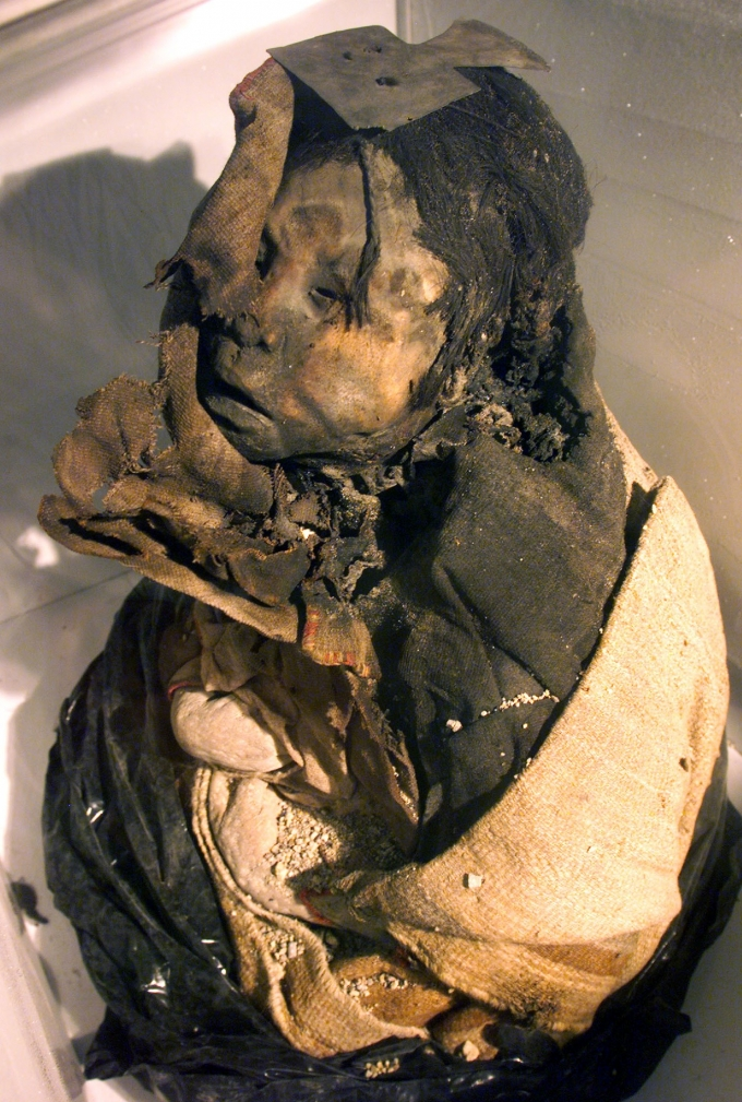 Inca Child Sacrifice Victims Were Drugged, Stoned Before ...