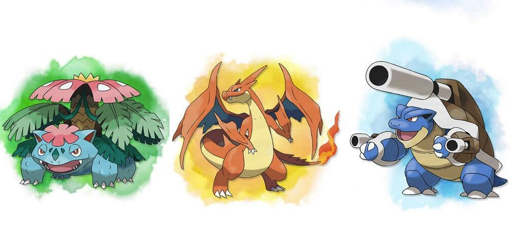 'Pokemon X And Y' New Characters For Mega Evolutions To ...