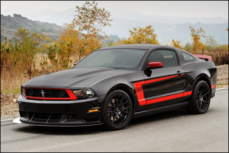 Hennessey HPE700 Boss 302 Mustang Rips The Smile Off Shelby