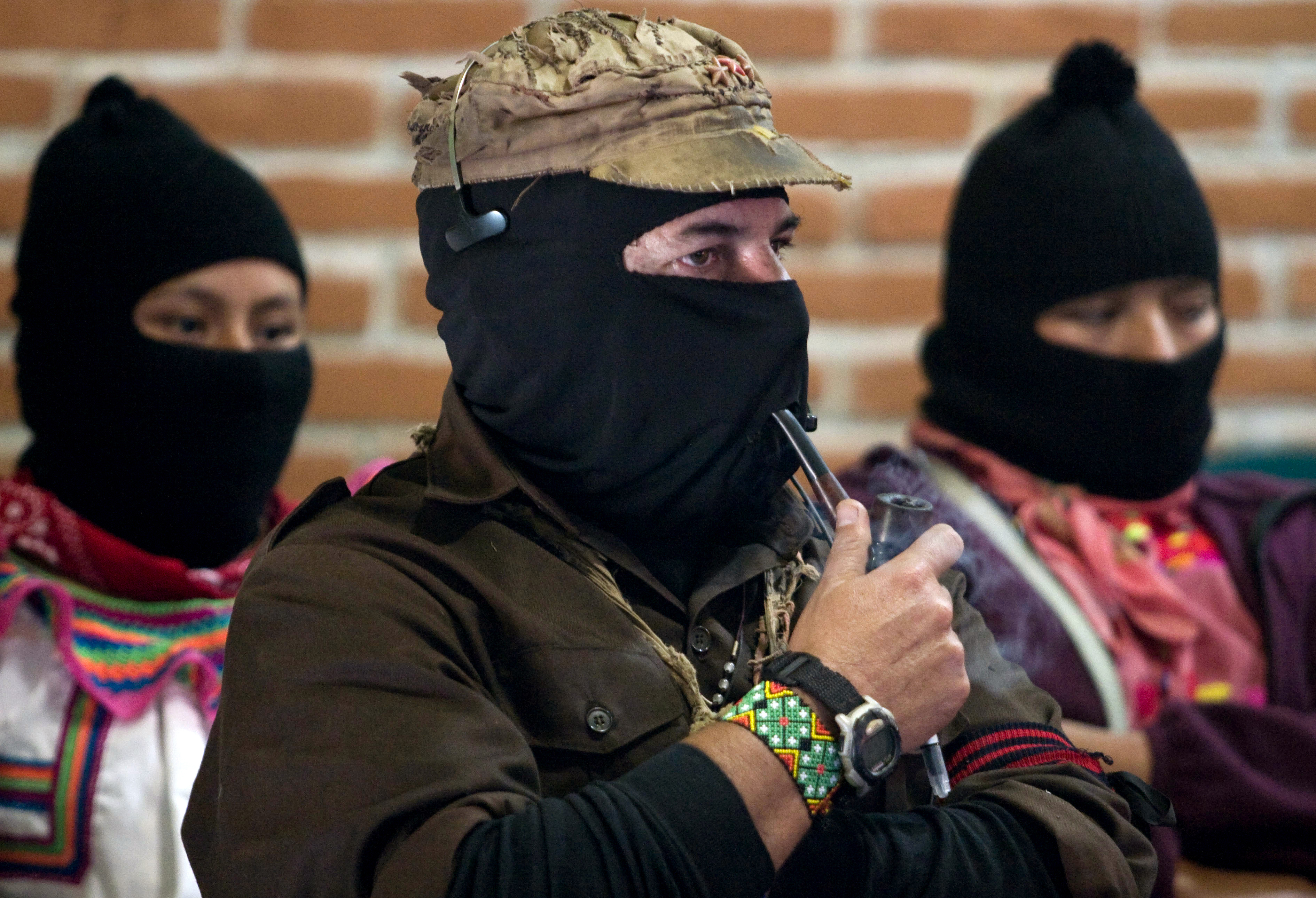 Subcomandante Marcos Says Mexican Reforms Will Be 'Like An ...