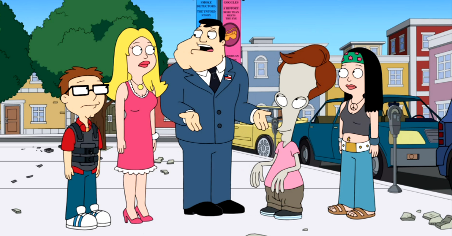 watch  u2018american dad u2019 season 9 episode 10 online  francine