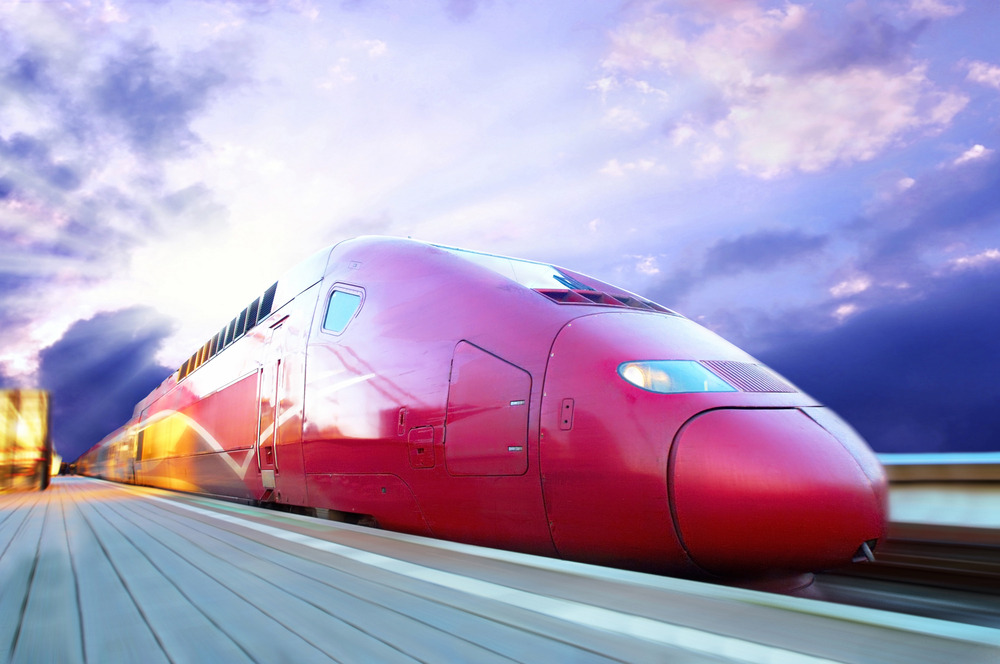 Us Mexico High Speed Rail Proposal Would Link San Antonio