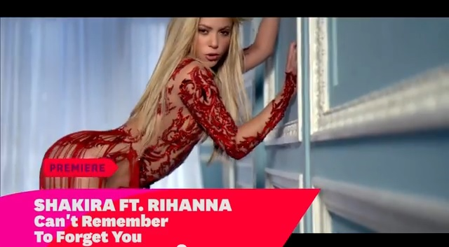 Watch Can T Remember To Forget You Music Video Plus