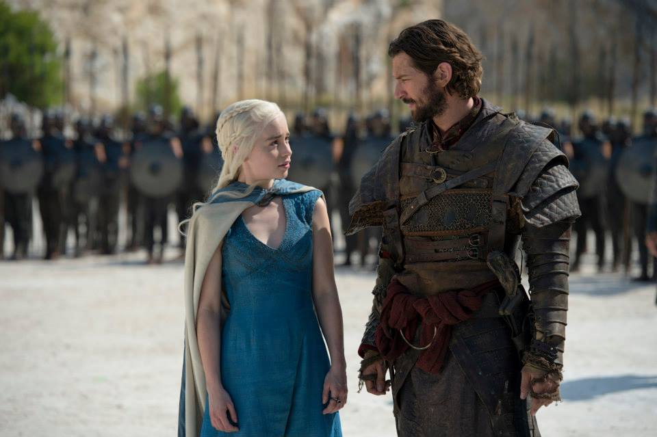 'Game Of Thrones' Season 4 Spoilers: What Will Happen To ... Daario Naharis Season 4