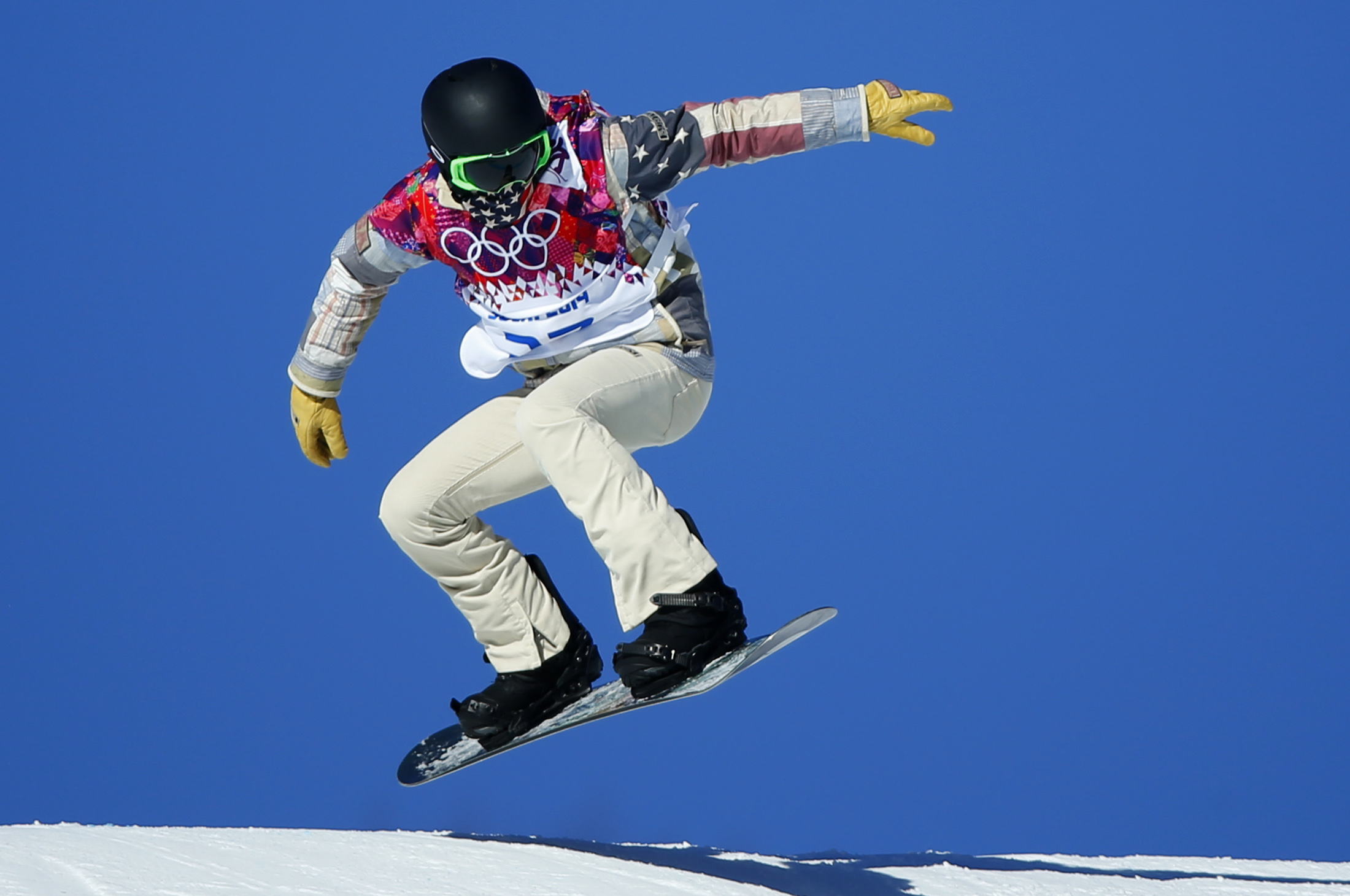 2014 Sochi Olympics Shaun White Pulls Out Of Slopestyle
