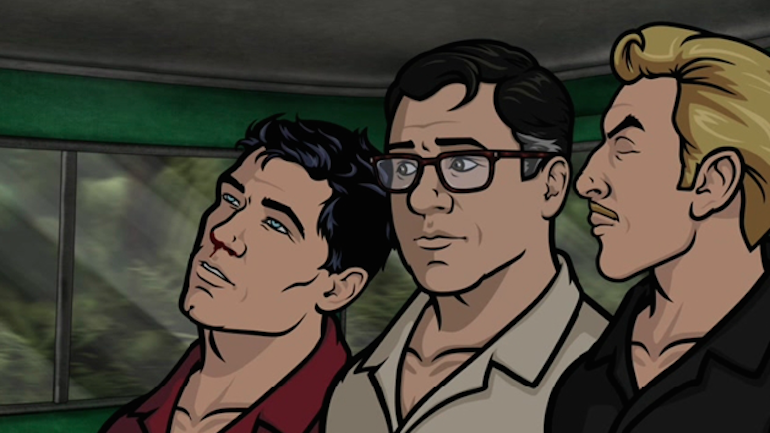 archer season 5 online free streaming
