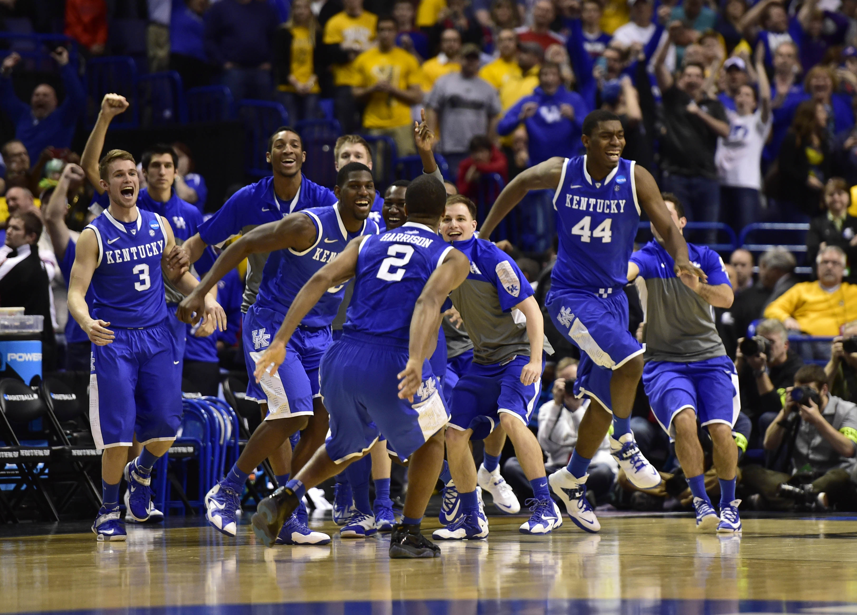 ncaa tournament march madness  schedule  matchups  sweet  including kentucky