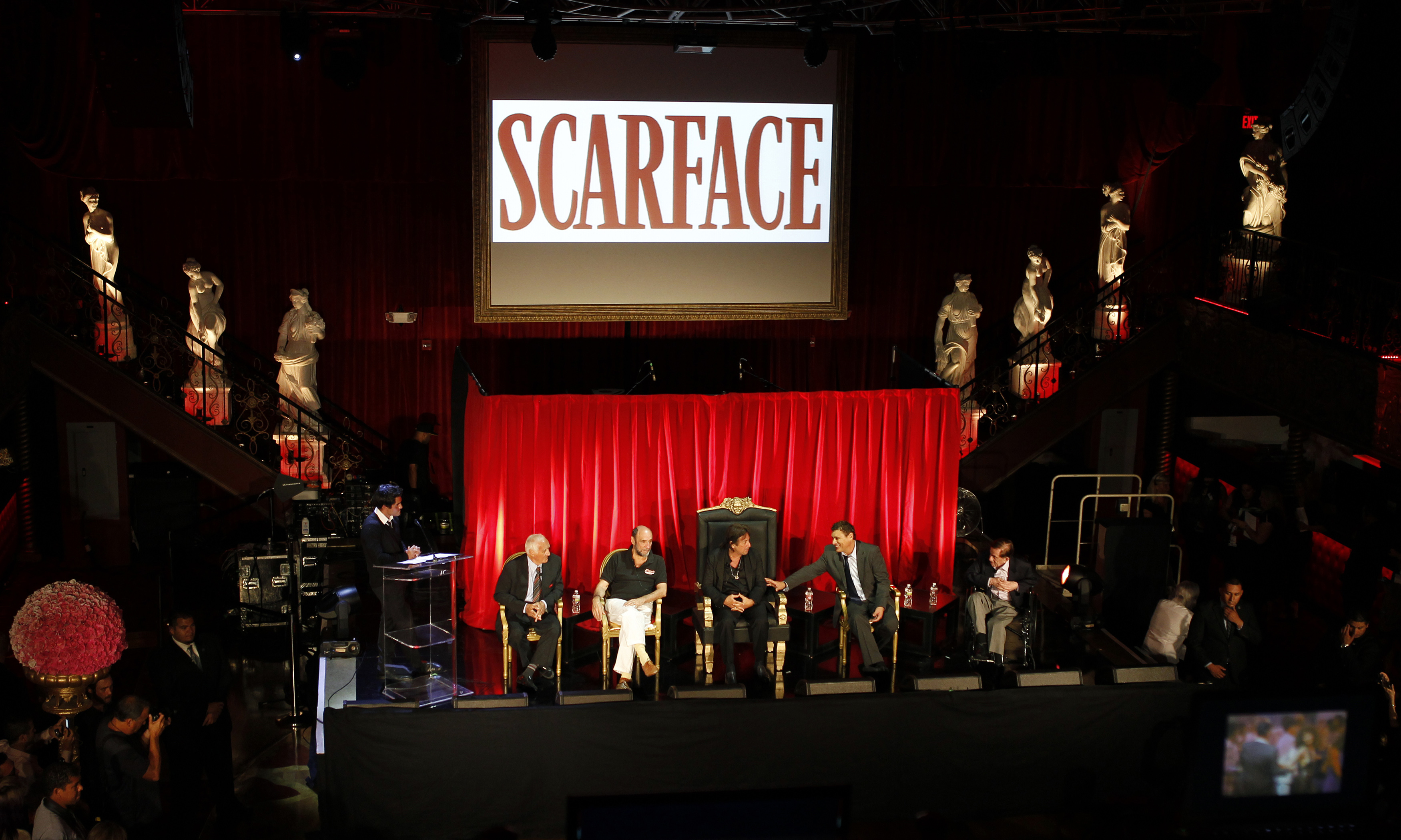 Scarface Remake 2014 Cast In Pablo Larra 237 N Directed Film