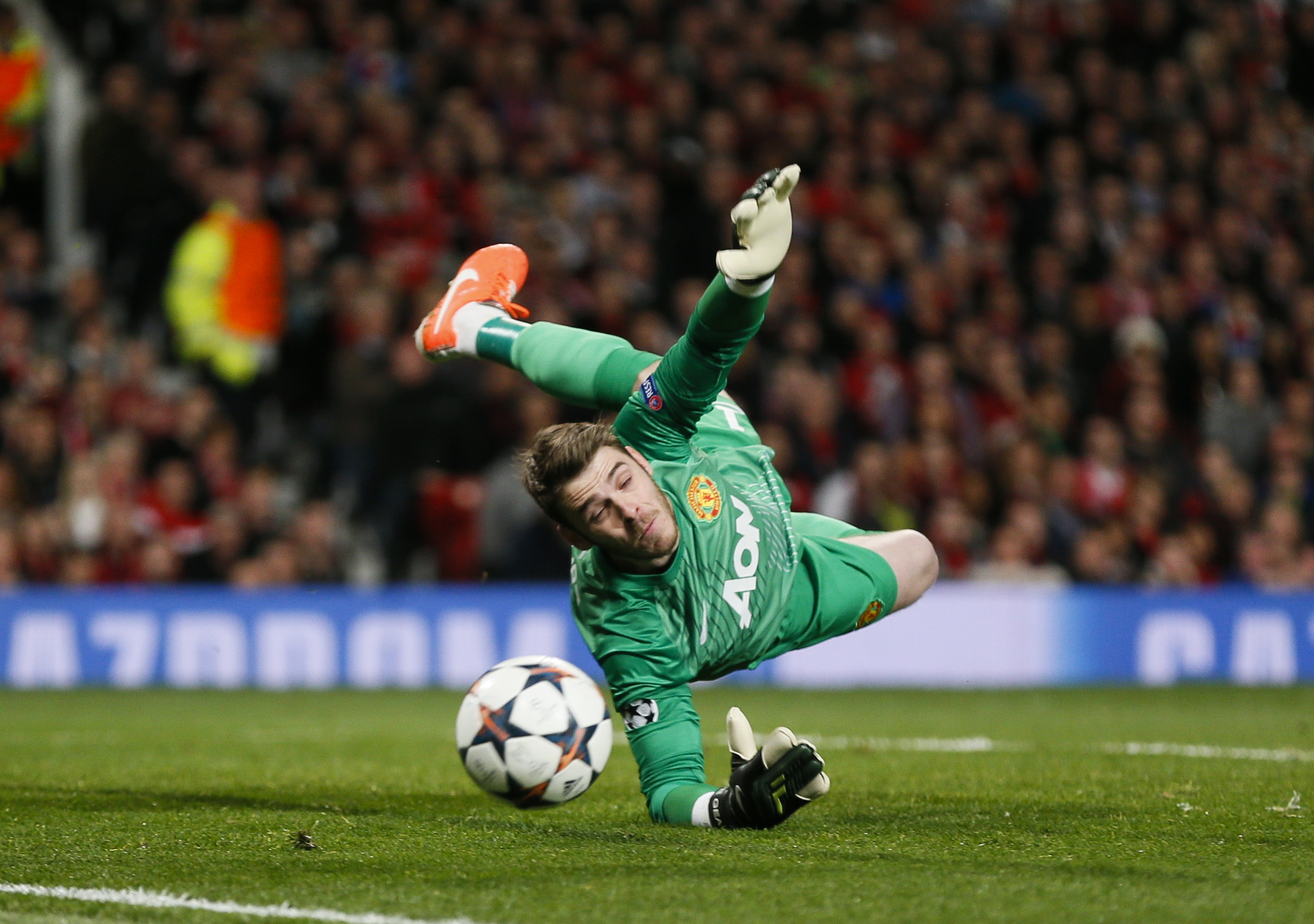 World Cup 2014 News Manchester United Keeper David De Gea