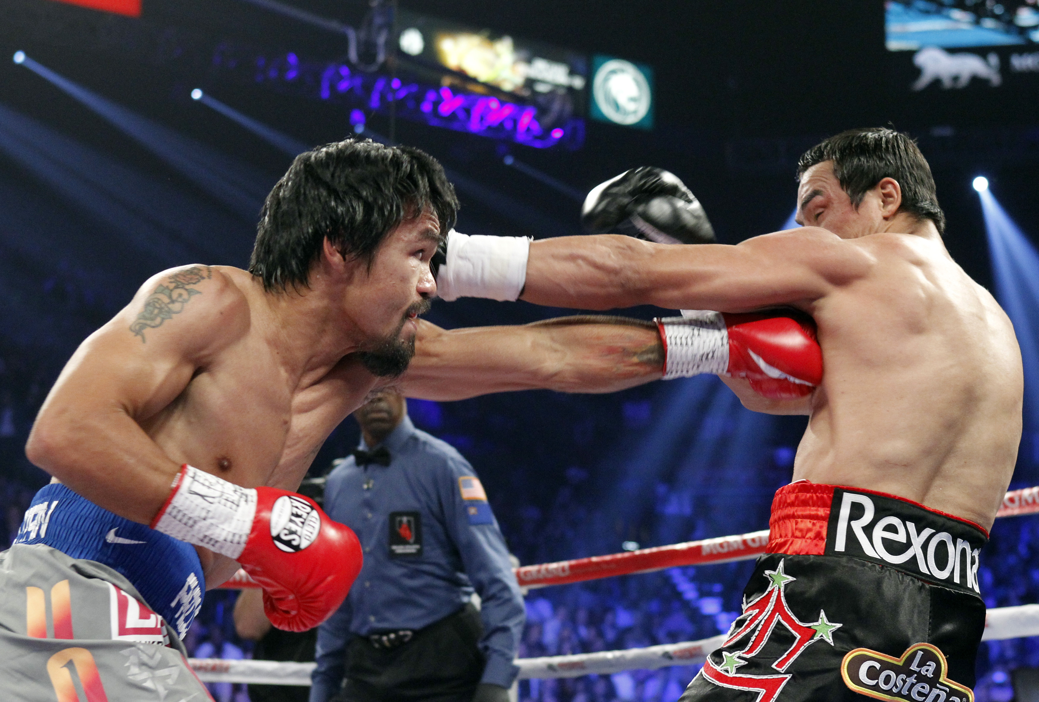 Will Manny Pacquiao Fight Juan Manuel M 225 Rquez For Fifth