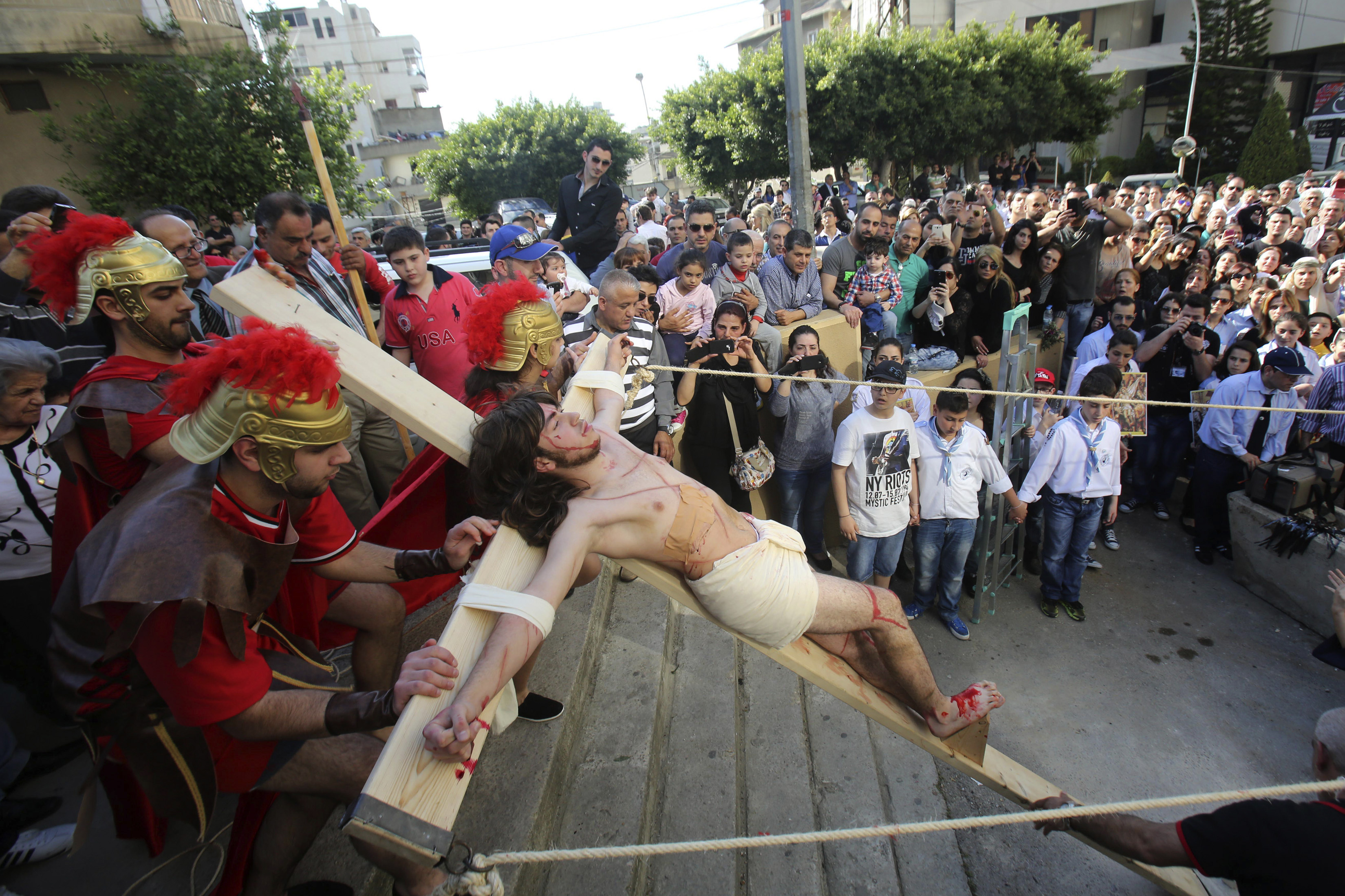 Via Crucis Around The World See How Different Countries