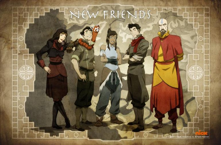 Legend of korra season 4 spoilers 8 easter eggs found in new