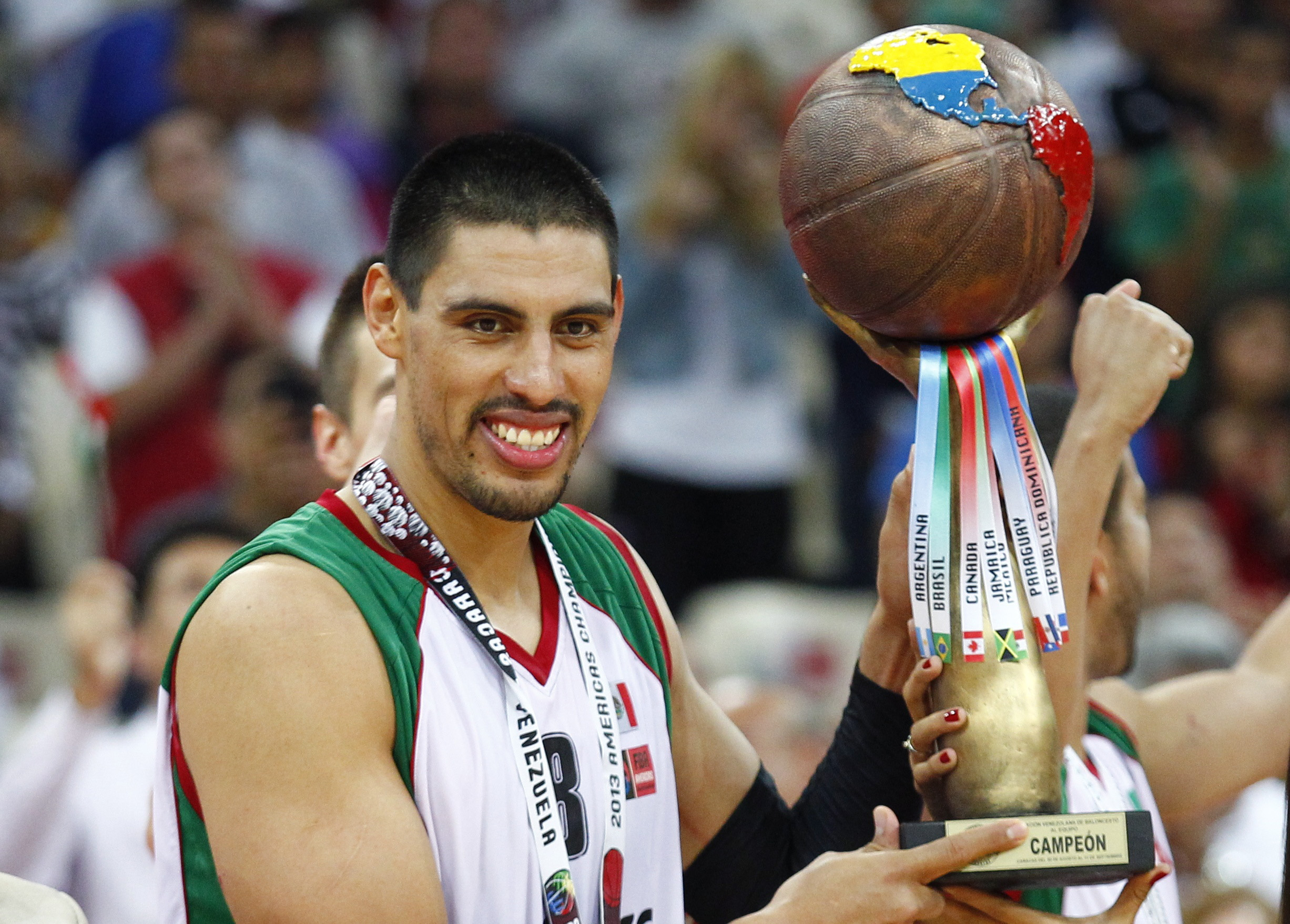 Mexican Basketball Star Gustavo Ay U00f3n Will Not Play In The