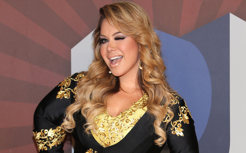 Jenni Rivera Contacts Daughter Chiquis Rivera Claims