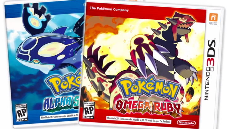 39 pokemon omega ruby 39 and 39 pokemon alpha sapphire 39 news 3 new mega evolutions revealed for - Pokemon version rubis evolution ...