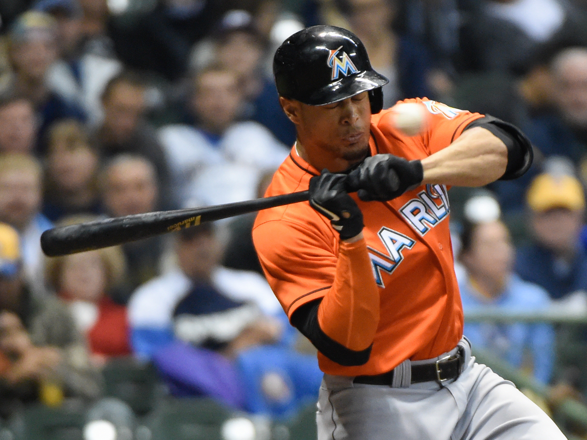 Giancarlo Stanton sounds like hes had it with the Marlins