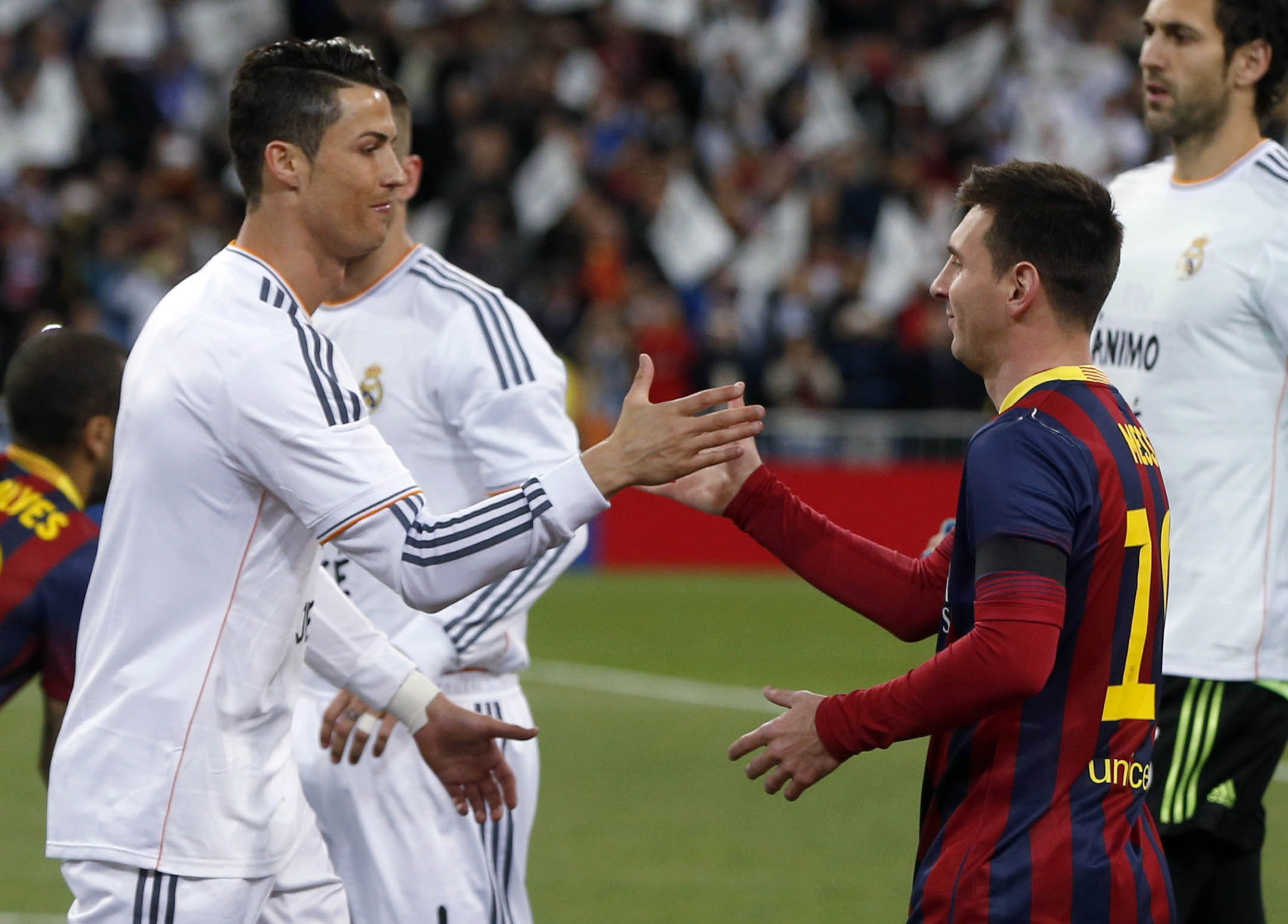 Ronaldo Vs. Messi: Who Will Be The First To The UEFA ...