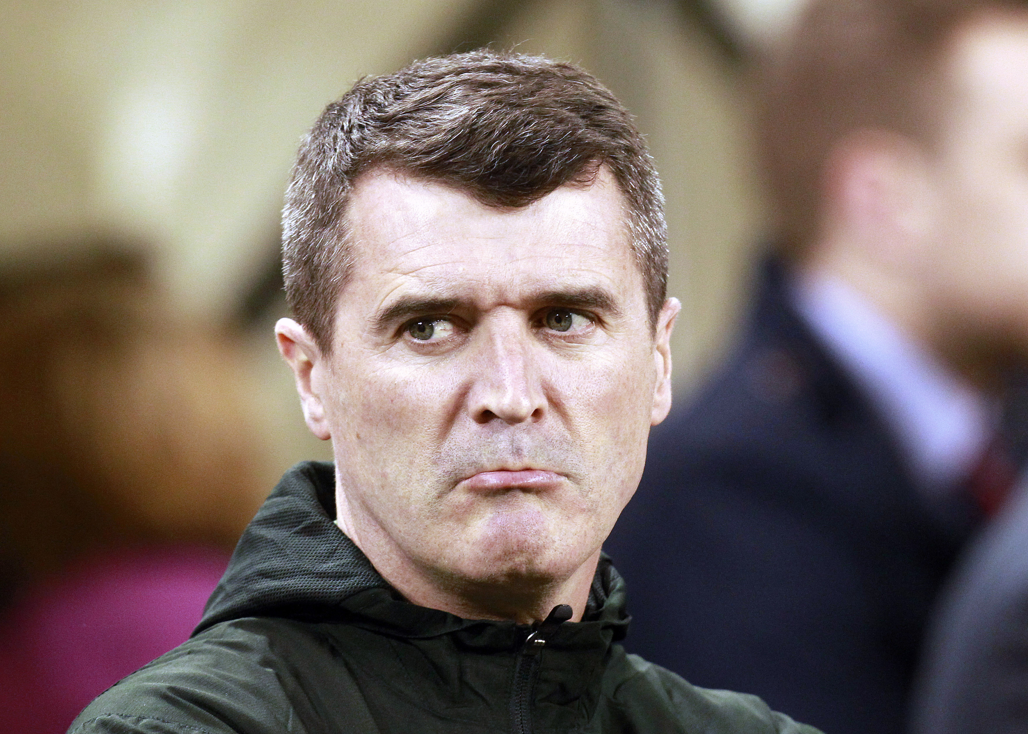Roy Keane Says In New Book He Rejected Real Madrid While Taking