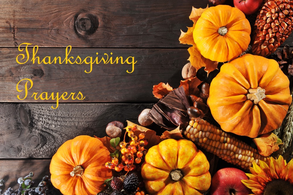 Thanksgiving Prayers 10 Ways To Give Thanks This Year
