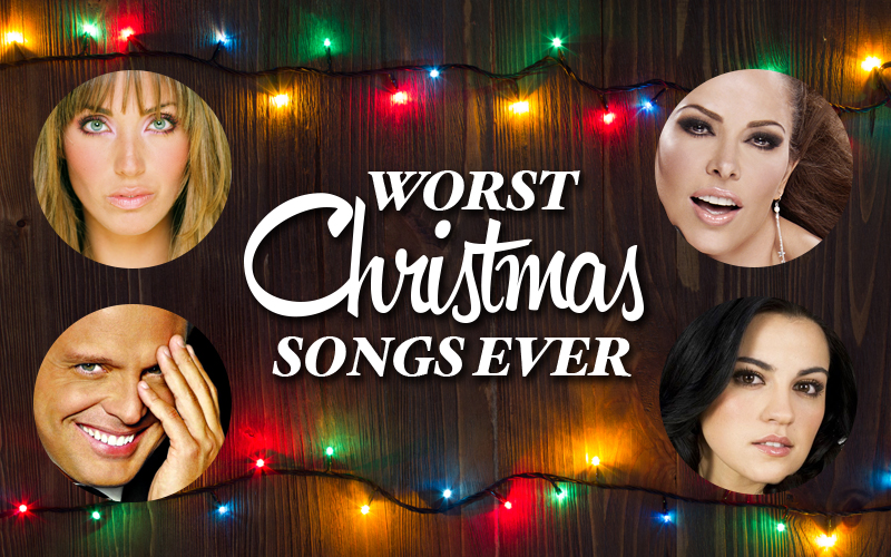 15 Worst Christmas Songs In Spanish: From Anahí To Gloria Trevi To 'Ven A Cantar' From The 80s!