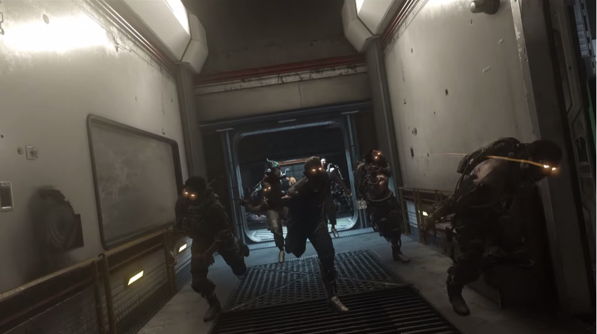 Call Of Duty Advanced Warfare Havoc Dlc Exo Zombie And 4 New Maps Detailed Ahead Of January 27 Release Date Video
