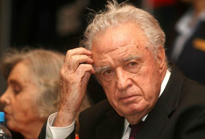 Cars That Start With J >> Julio Scherer Dies: Mexican Most Respected Journalist, Founder Of 'Proceso' Dead At 88