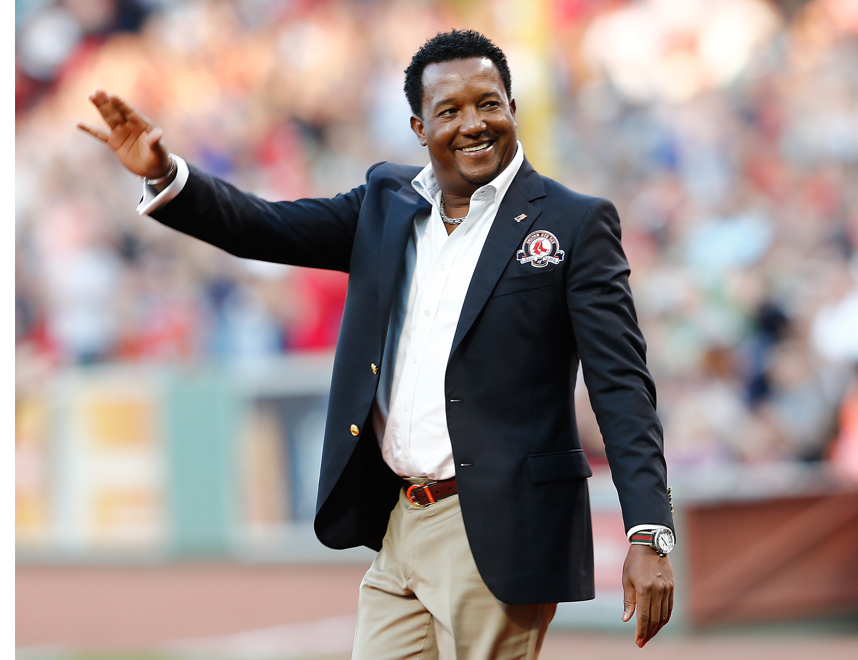 Who S Your Daddy Pedro Mart 237 Nez Elected To The Baseball
