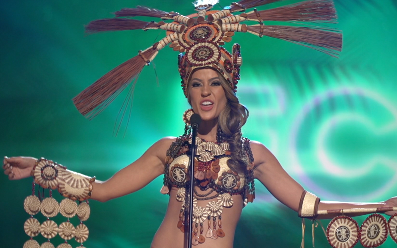 sc 1 st  Latin Times & Watch Miss Universe 2015 National Costume Competition Video!
