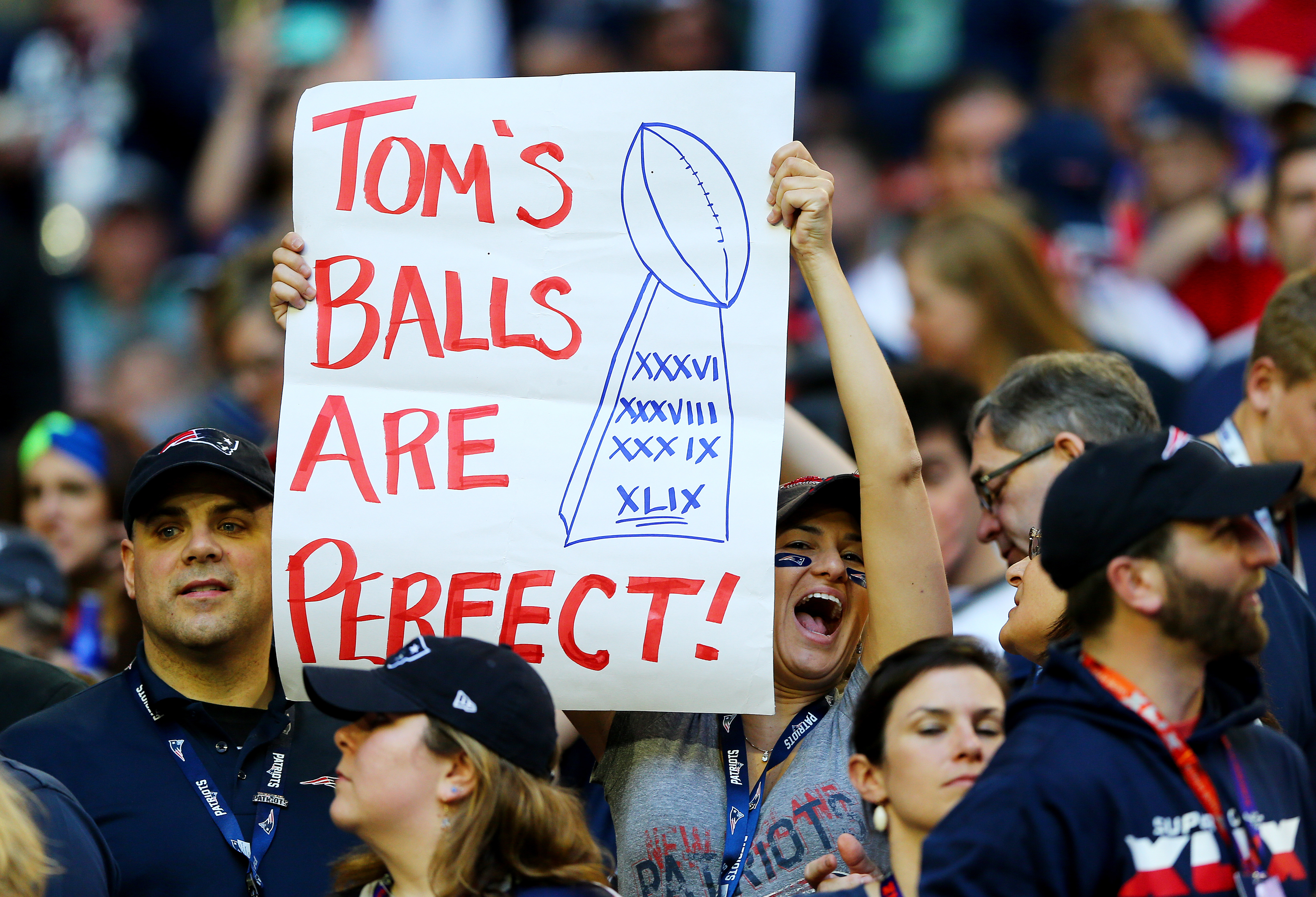 Super Bowl 2015 Relive The Patriots Thrilling Victory