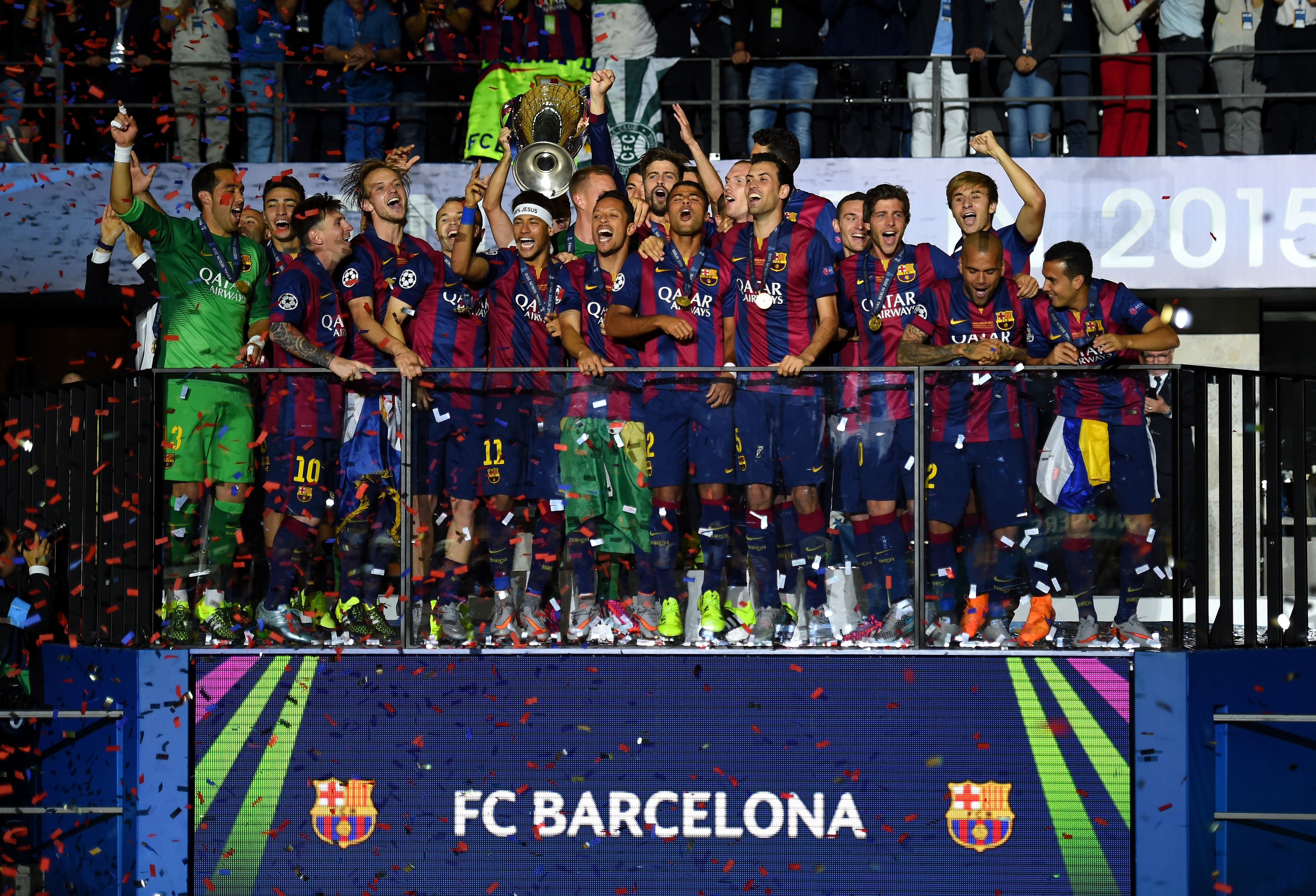 Uefa Champions League Final Recap Highlights Barcelona Crowned Champions Of Europe With 3 1 Victory Over Juventus Video