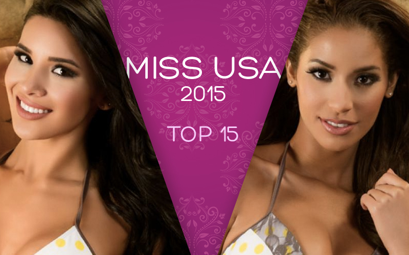 28+ Miss Usa 2015 Top 5 Pictures