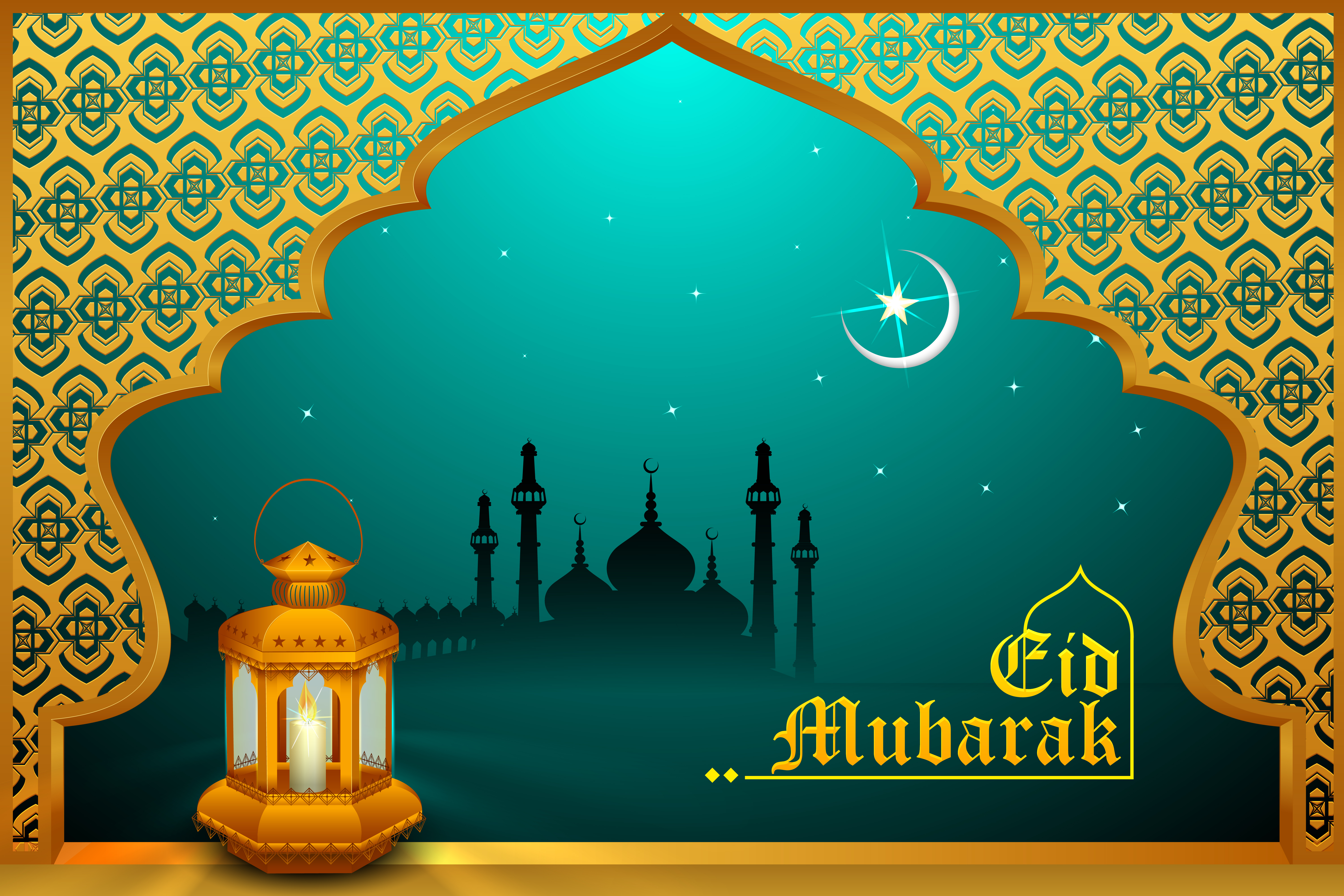 Eid Mubarak! 25 Wishes, Greetings And Messages To Celebrate Eid al ...