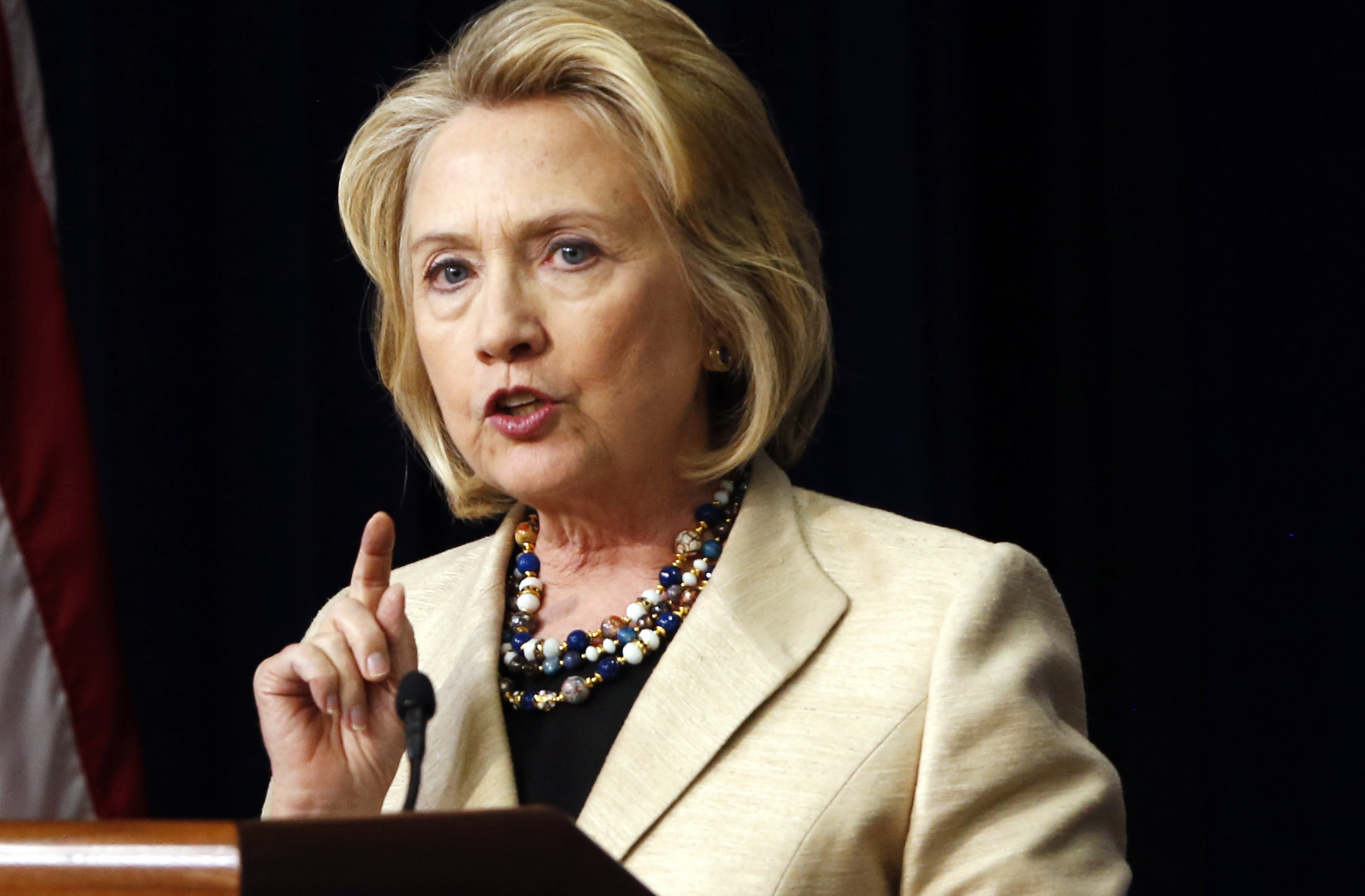 Hillary Clinton Isis Speech Quotes From Candidate Pro