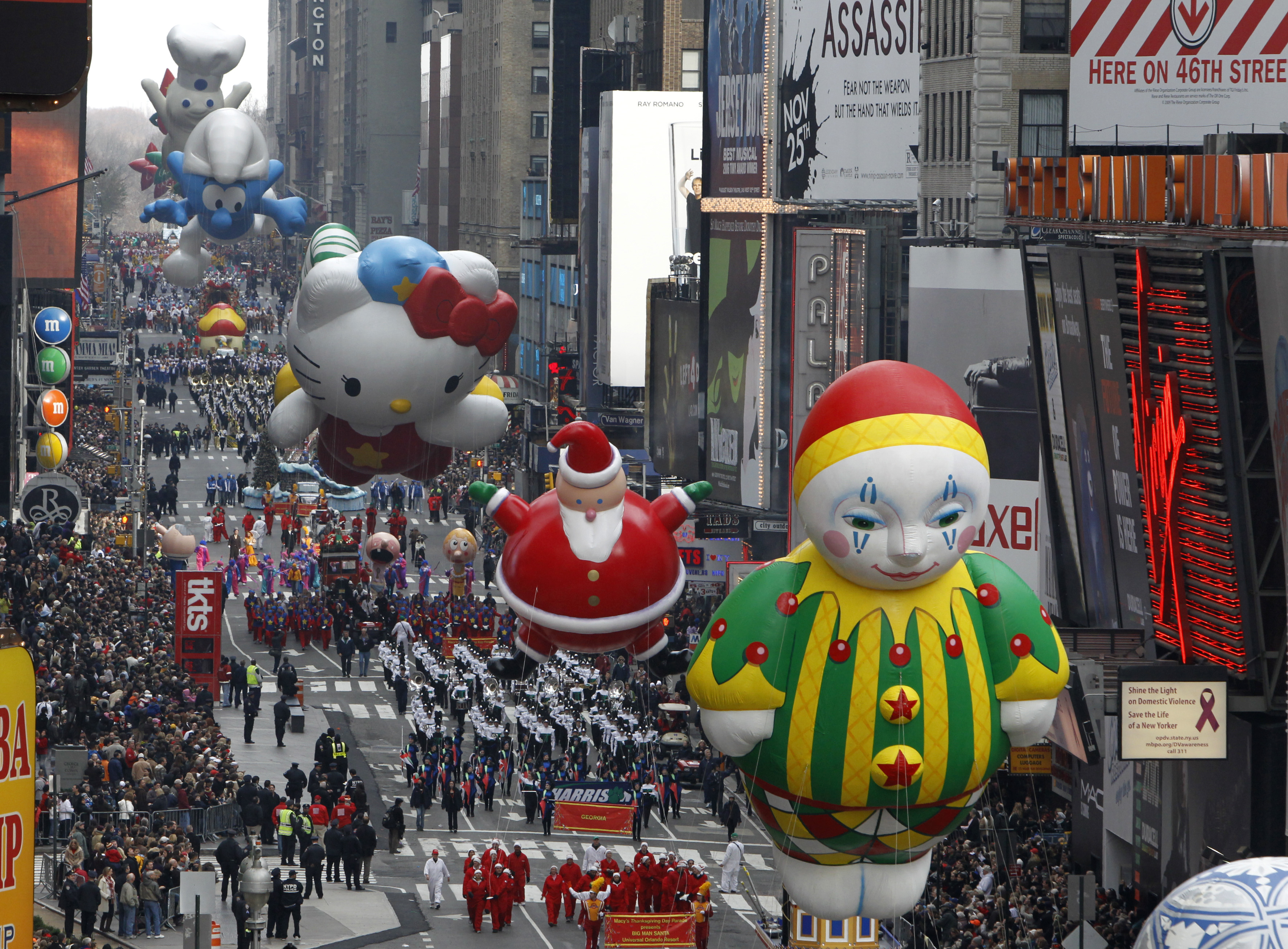 Macys Thanksgiving Day Parade 2015 Live Stream When