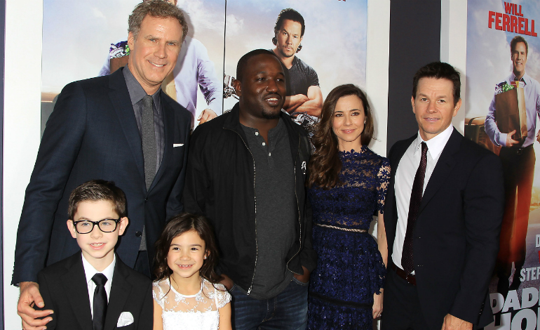Daddy S Home Linda Cardellini Discusses Blended Families