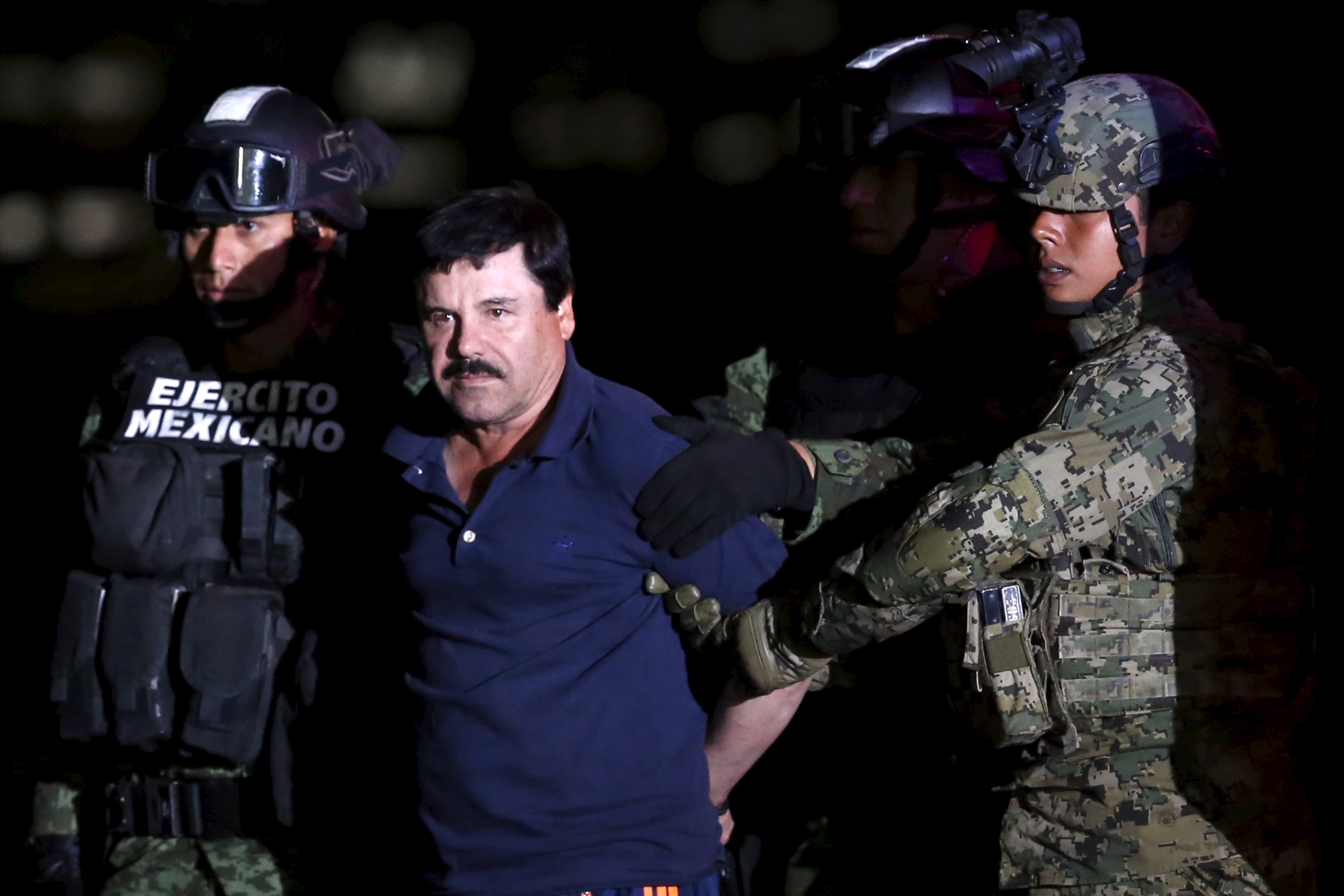 'El Chapo' Guzman Transferred To Mexico's 'Worst' Prison Near ... - Latin Times