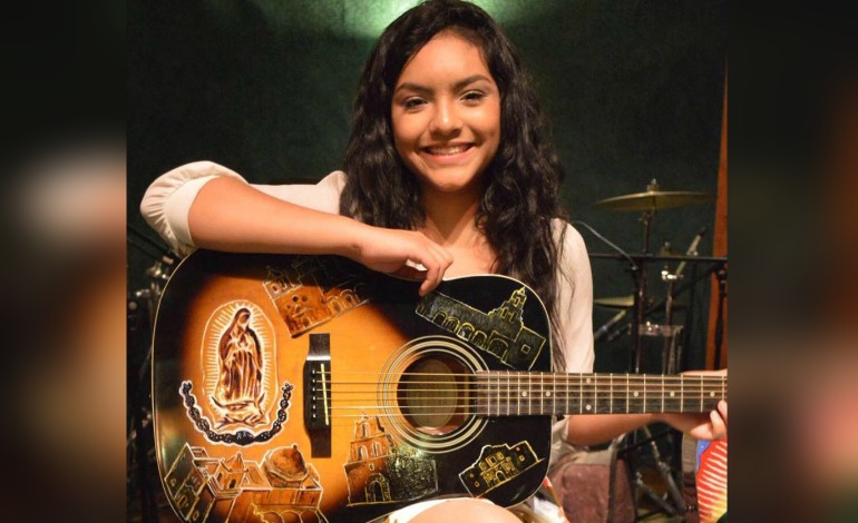 Meet Isabel Marie Q Productions Young Tejano Artist