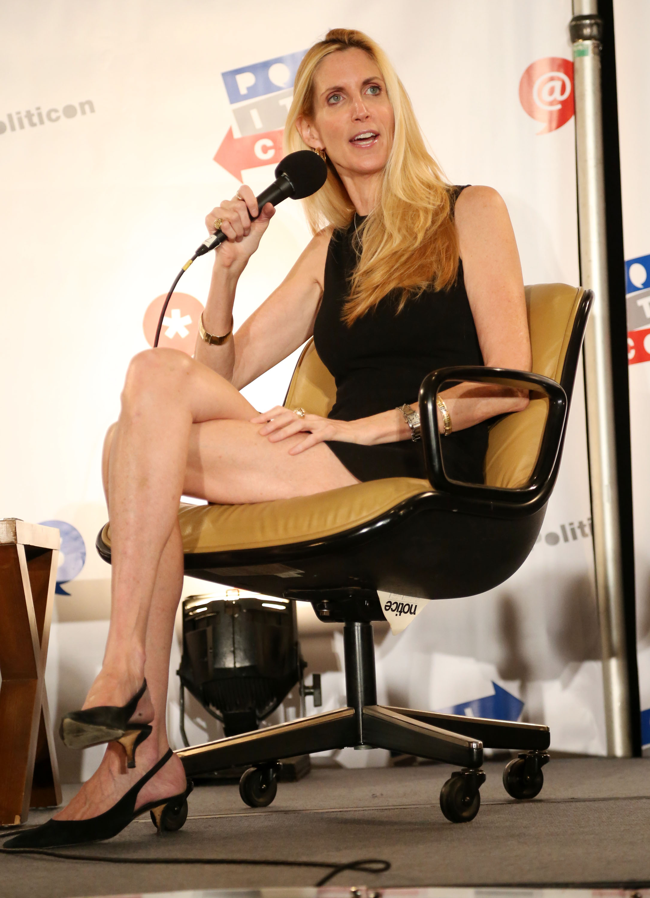 Ann Coulter Defends Donald Trump: 'Romney's Just Mad Because His ...