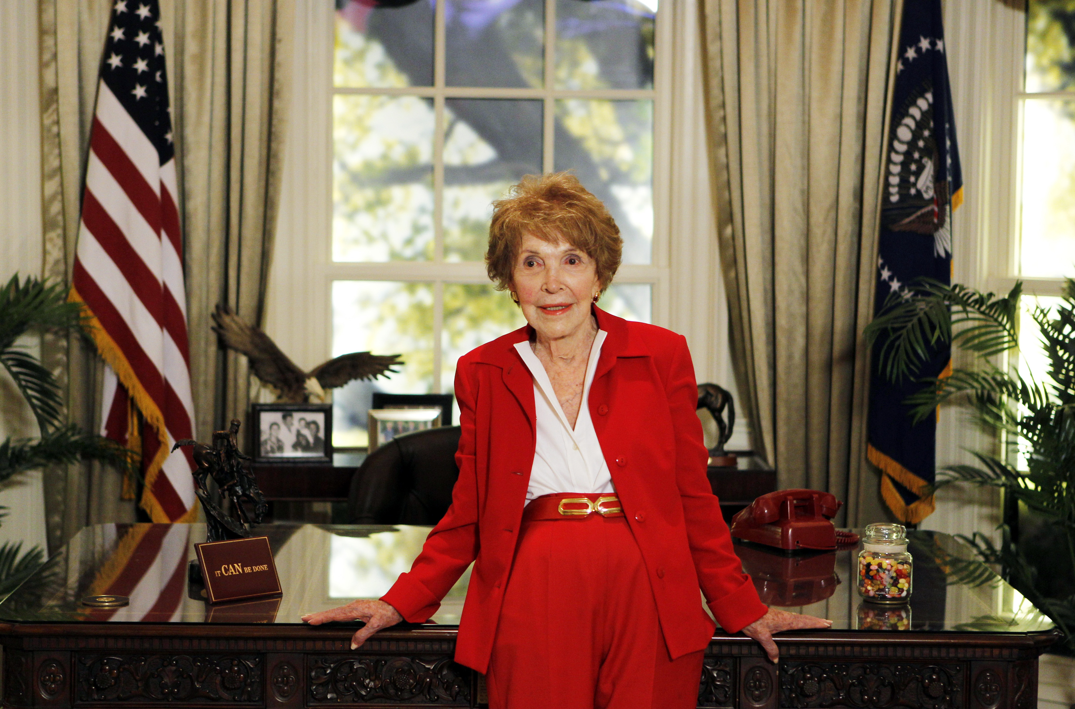 Latinos Mourn Death Of Nancy Reagan End Of Compassionate