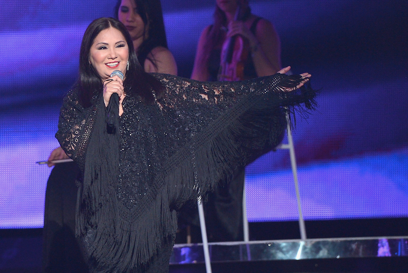Ana Gabriel Gay Mexican Singer Addresses Homosexuality Rumors After Concert In Miami