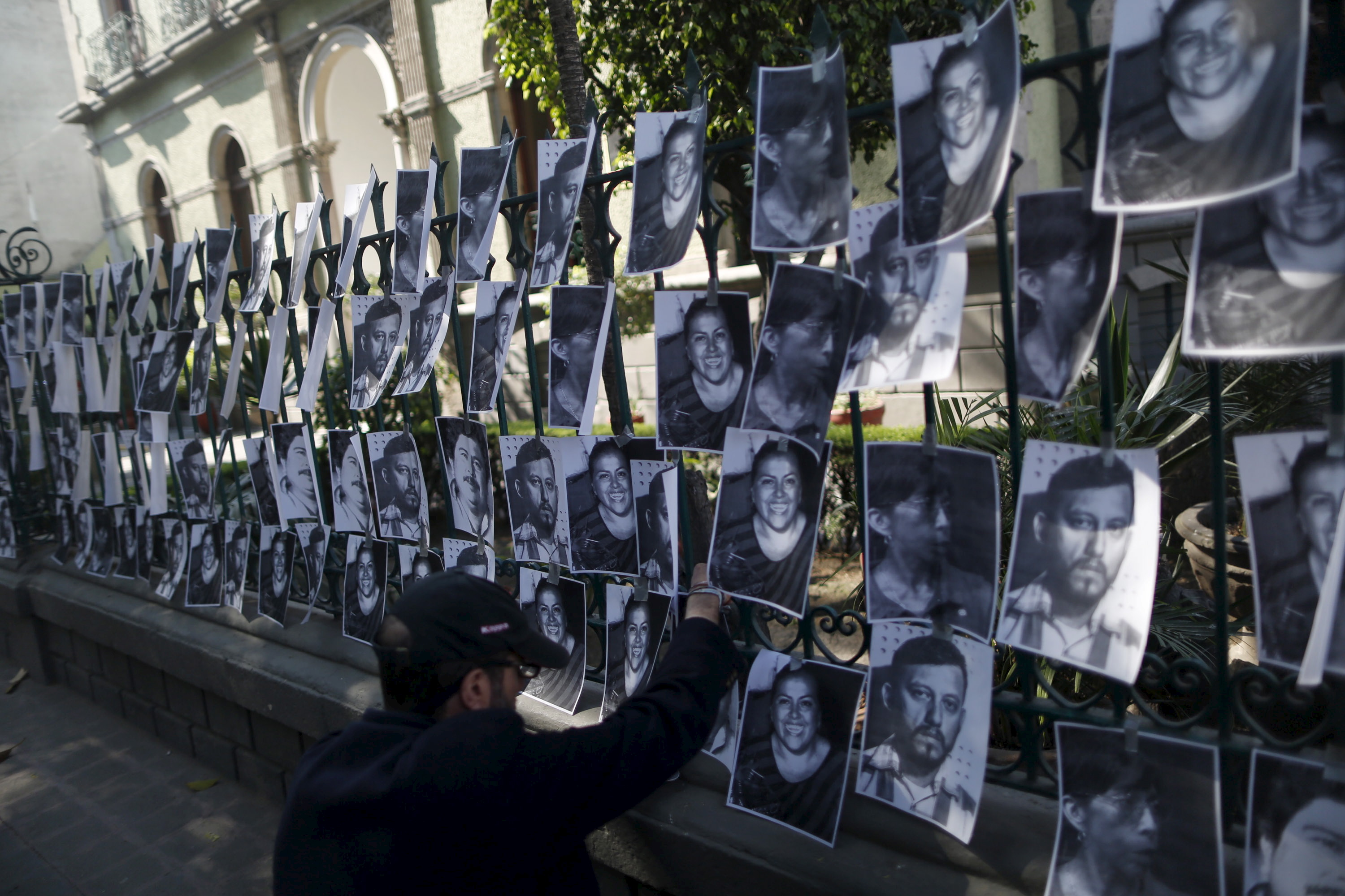 Journalism In Mexico 2015 Most Dangerous Year For