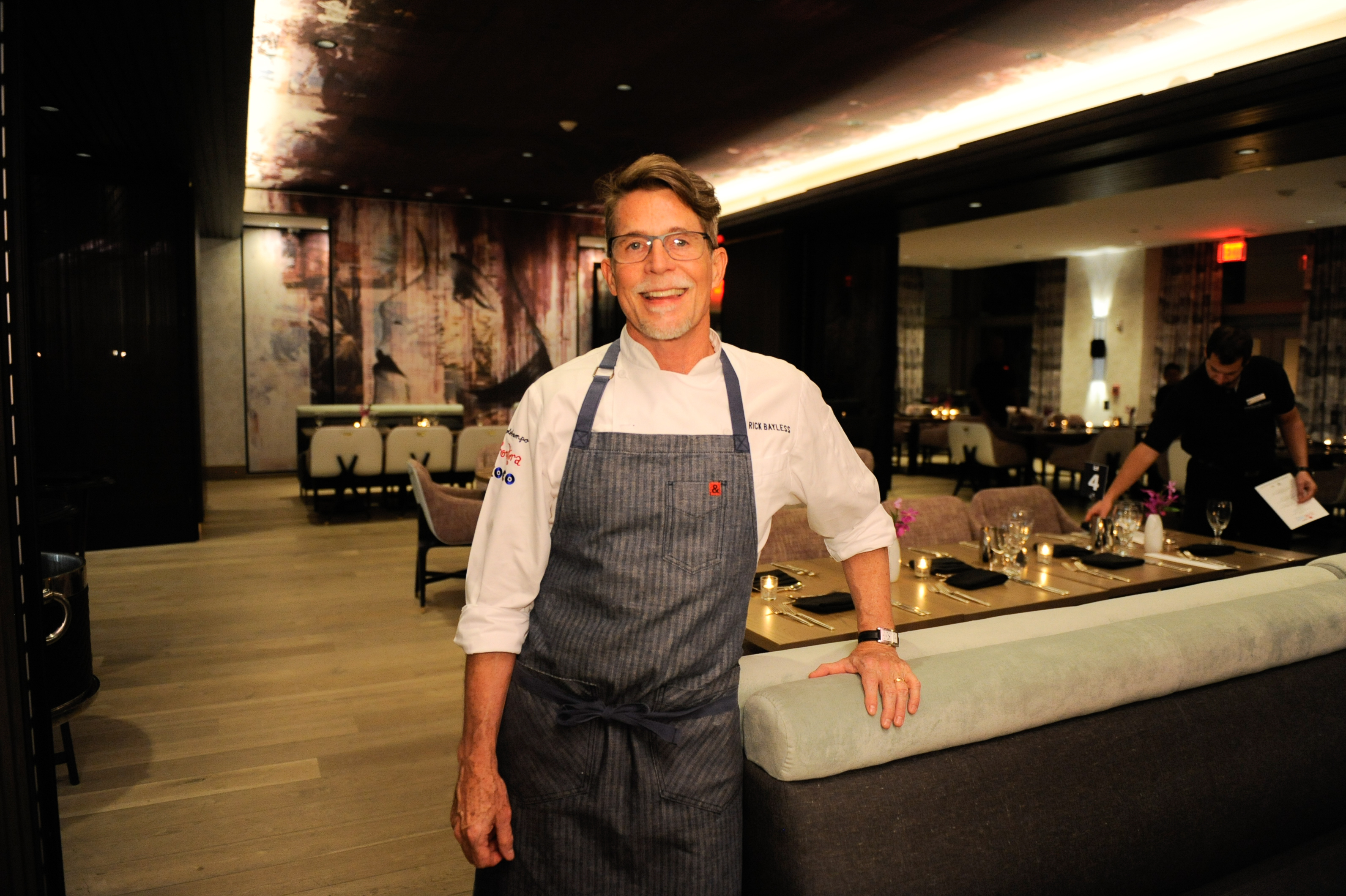chef rick bayless shares thoughts on mexican food