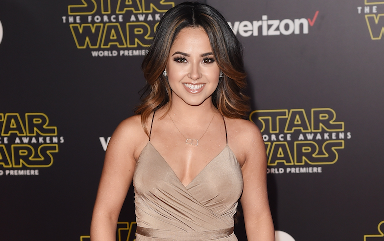 becky g spanish album  singer reveals performing  u0026 39 en
