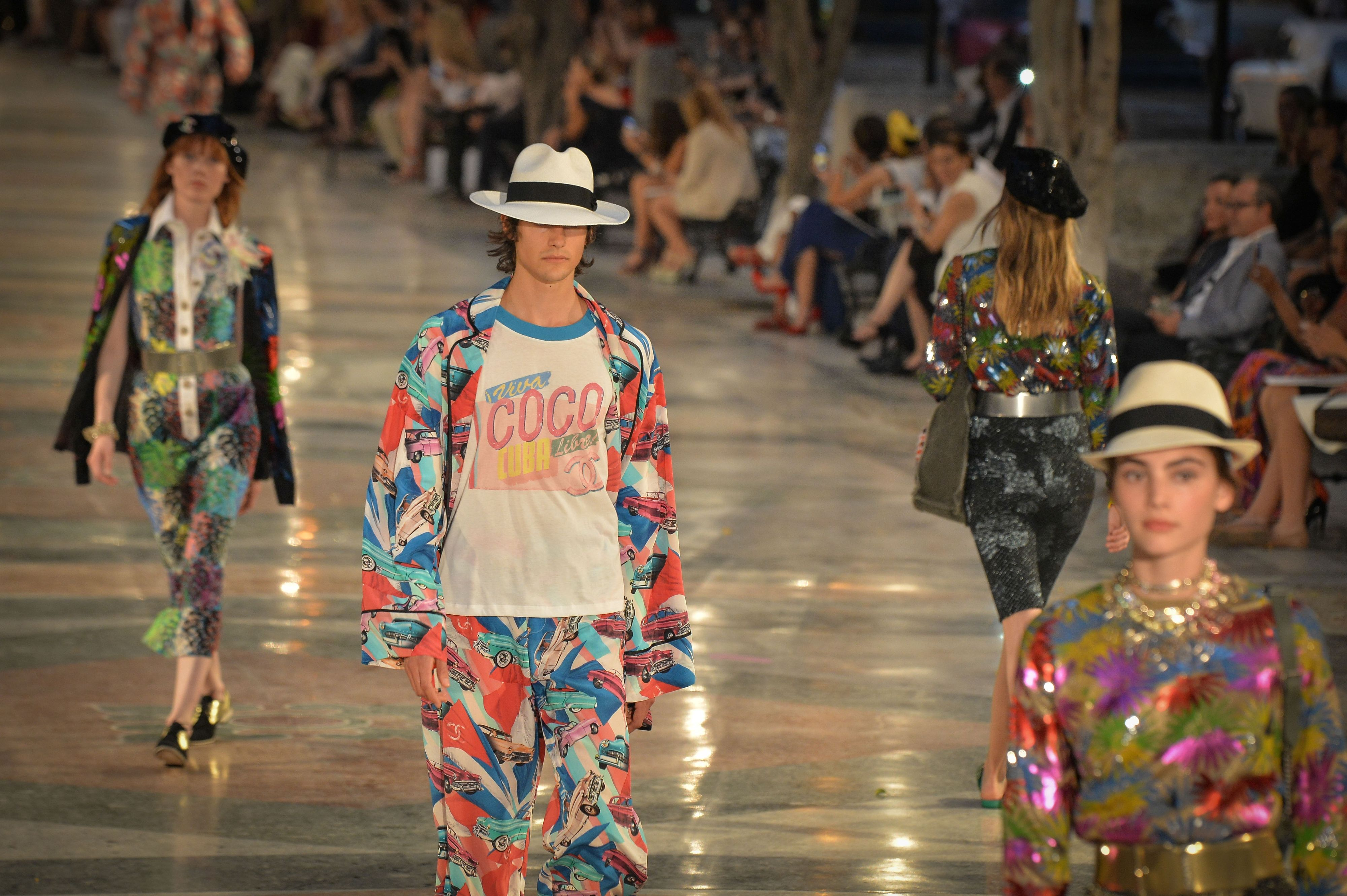 Chanel In Cuba: Watch Full First-Ever Fashion Show On ...