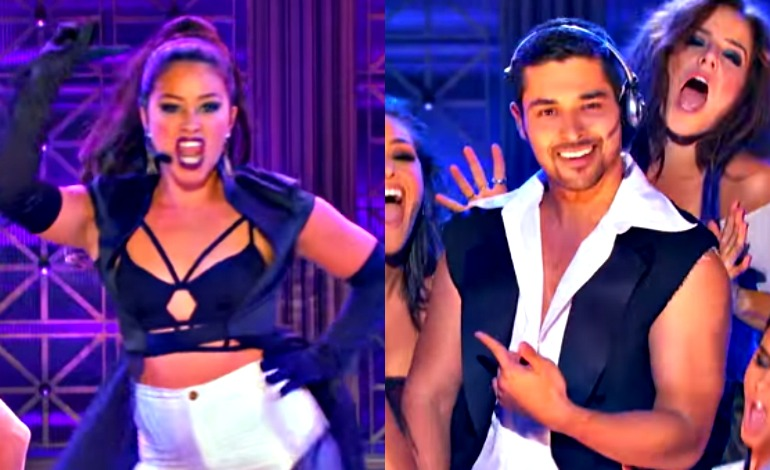 Gina Rodriguez, Wilmer Valderrama Face Off In 'Lip Sync Battle'; Watch Epic Performances Here!