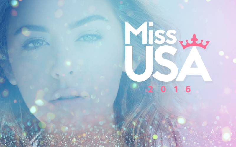 Miss USA California 2016 Fail Video: Watch Nadia Mejia Lose Crown, Plus Twitter Reactions