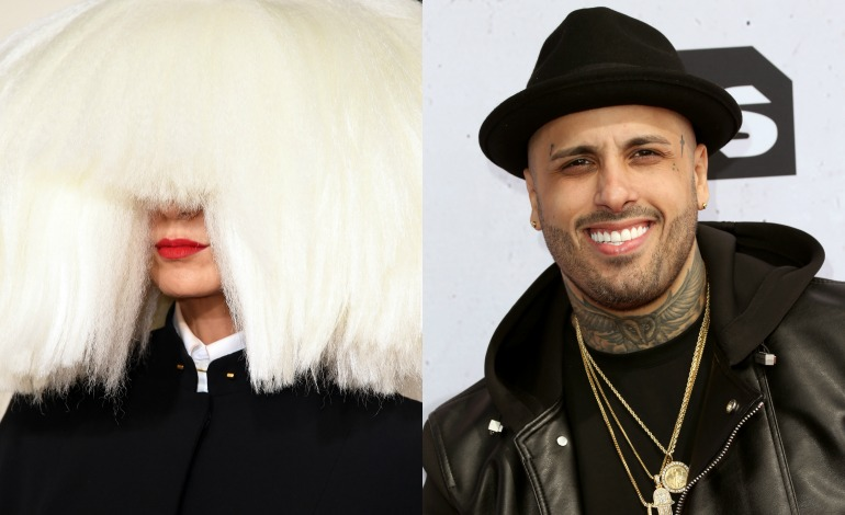 Sia Drops Cheap Thrills Remix Ft Nicky Jam And It S
