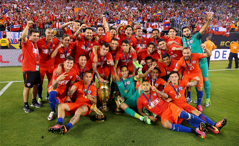 Chile Wins Copa América 2016: 17 Things To Know About ... Chilean Soccer Team 2017