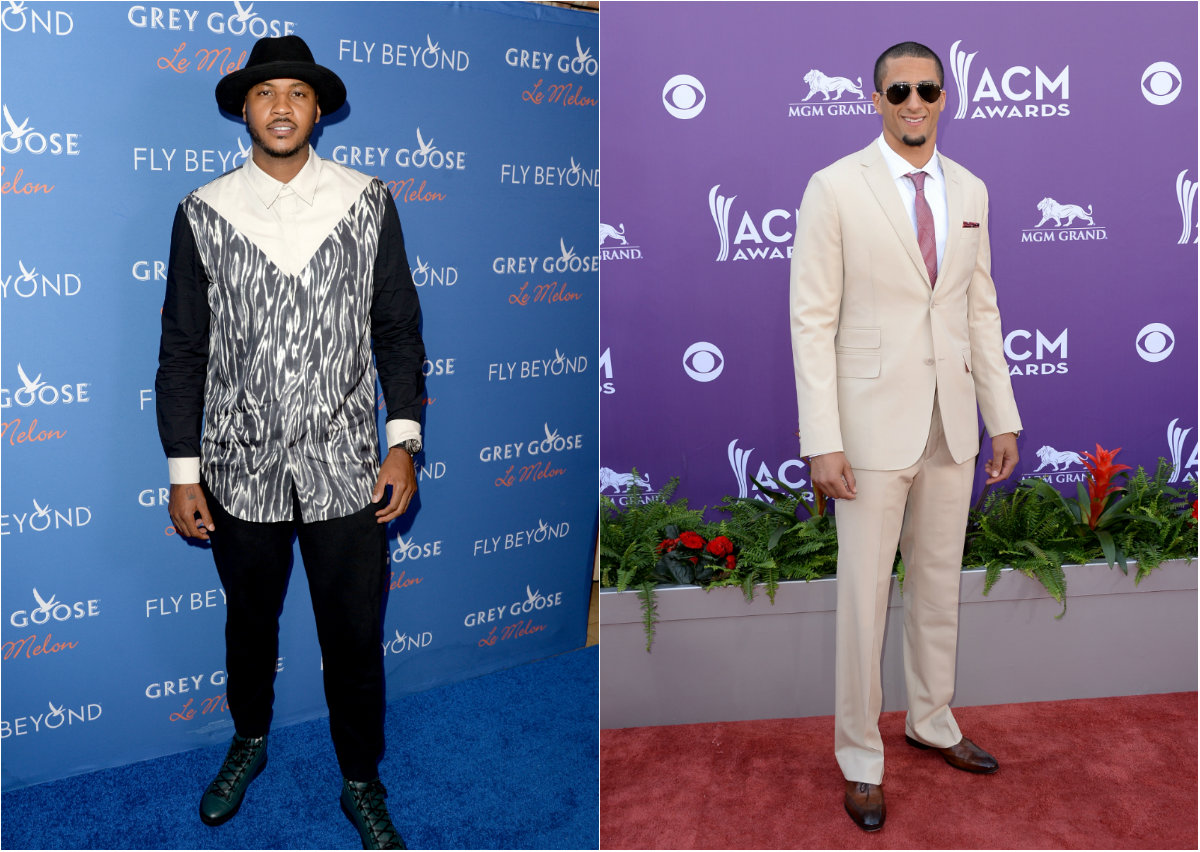 Carmelo Anthony Takes To Instagram To End Social Injustice ...
